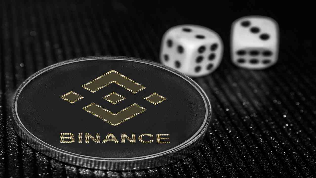 Binance Token Price History BNB Live Data The Coin Today